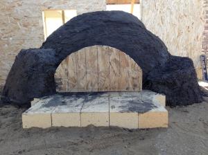 Adding insulation