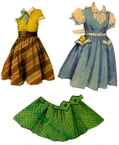 Paper Doll by ana_ng via Flickr